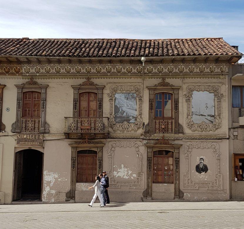 Cuando en Cuenca…