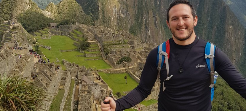 Hiking the 'Classic Inca Trail' to Machu Picchu….