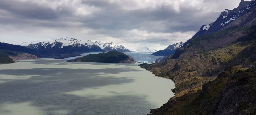 Blown away in  Patagonia….