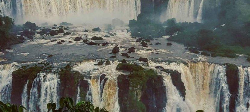 Iguazú gotta be kiddingme….