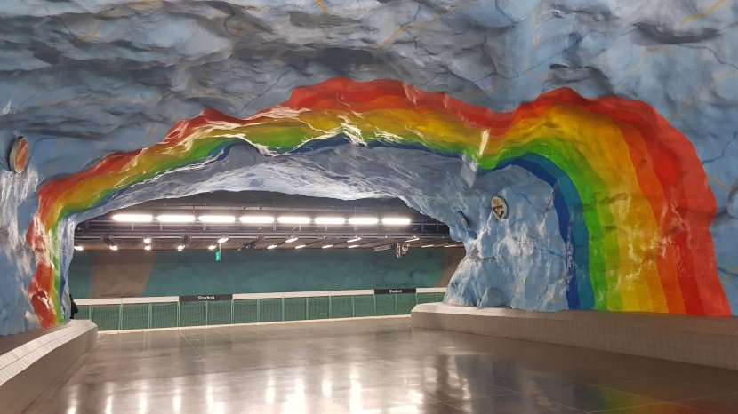 Subways and semla in Stockholm….